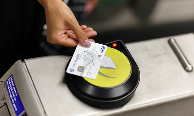 'Convenient digital payment systems can also protect passengers' anonymity and privacy.'